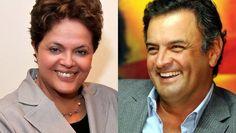 Dilma e Aécio empatam em número de candidatos favoritos nos Estados.  Clique no Site:  Blog do Chiquinho Dornas