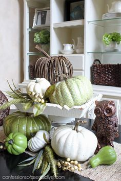 DIY+pumpkins+-+table+top+centerpiece+idea