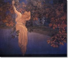 Maxfield Parrish - Paintings Prints & Giclee Reproductions