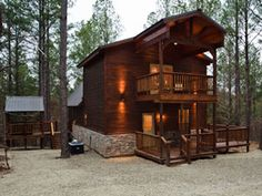 Hidden Hills Cabins | Broken Bow Cabins & Beavers Bend Cabins