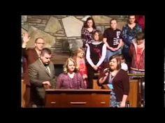 New Manna Baptist Church Youth Choir: Who Am I