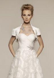 Liz Fields Wedding Jackets - Style Jacket 13