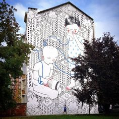 Mural by Millo