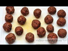 Domácí játrové knedlíčky bez chemie - videorecept The Creator, Ethnic Recipes, Youtube, Food, Chemistry, Eten, Meals, Diet