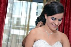 Wedding Hairstyles and Makeup done by Marigold Scott Orlando FL www.marigoldscott.com