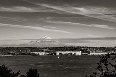 Mt Rainier by George Oancea on 500px
