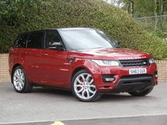 2014 Land Rover Range Rover Sport 4.4 SDV8 Autobiography Dynamic 5dr Auto | £89,000
