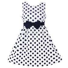New Fashion Girls Dresses Blue Dot Cotton Sundress Party Birthday Casual Baby Children Clothes Size Ropa de niña, Tank Girl, Girls Blue Dress, Girls Dresses, Fashion Kids, Womens Fashion, Fashion Trends, Dress With Bow, The Dress, Kids Outfits Girls