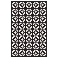 Black and White Flat Weave Rug. Black and White Flat Weave Rug. Black And White Flats, White Rug, Types Of Rugs, Entry Rug, Modern Area Rugs, Buy Rugs, Jonathan Adler, Rug Sale, Woven Rug