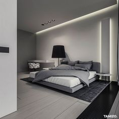 Arrange your home design by bringing minimalist home designideas R. - Arrange your home design by bringing minimalist home designideas R. Interior Design Minimalist, Minimalist Bedroom, Minimalist Home, Home Interior Design, Luxury Interior, Interior Decorating, Decorating Ideas, Gray Interior, Interior Modern