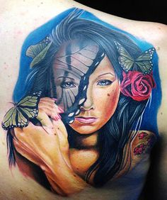 Tattoo Artist - Chris Schmidt - www.worldtattoogallery.com/tattoo_artist/chris_schmidt