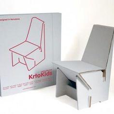 Toffe kids-stoel!   Papelaria.nl