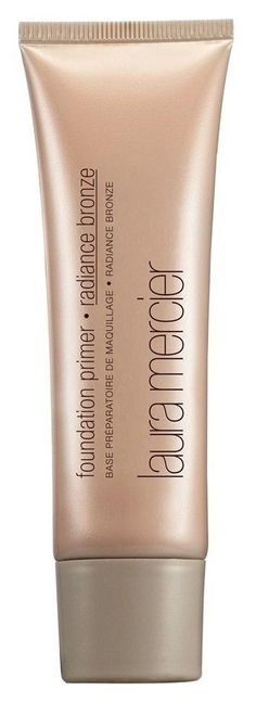 Forgo foundation this summer. Get a gorgeous sun-kissed glow with Radiance Bronze Primer.