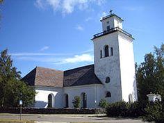 Kaarlelan kirkko in Kokkola Central Ostrobothnia province of Western Finland - Keski-Pohjanmaa