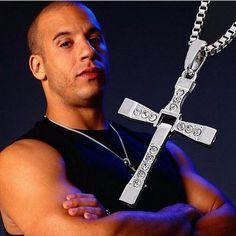 Men's Sliver Cross Necklace - Big Star Trading - 1