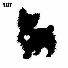 """30,5 X 21,5 Yorkie Yorkshire Terrier Cane contato CROSS STITCH KIT 12 /""""X 8.5/"""""""