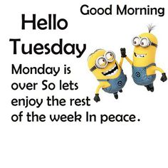 Image result for Tuesday is just as good as monday