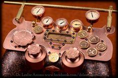 """- """"The Order 1886 SP 4 Controller"""" Dr. Leslie Aromo"""