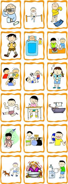 Tons of free ESL/ELD flashcards! The clip art would also be useful for regular…