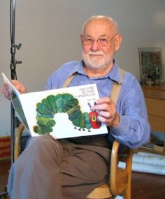 Eric Carle has inspired readers for decades - love his books.