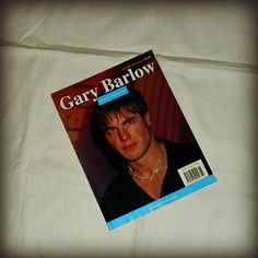 Gary Barlow Poster Magazine Inc. Giant Poster by WelshGoatVintage  - SOLD OUT