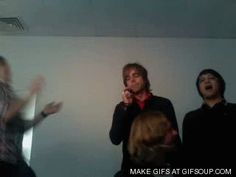 No idea what's going on but it's still funny xD (when Drew dancing with the phone is awesome too)