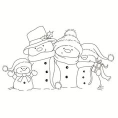 Online Shop Transparent Rubber Silicone Clear Stamps for Scrapbooking Tampons Seal Background Stamp Card, The Diy Cartoon Colouring Pages, Adult Coloring Pages, Coloring Books, Christmas Colors, Christmas Art, Christmas Decorations, Xmas, Christmas Coloring Pages, Snowman Coloring Pages