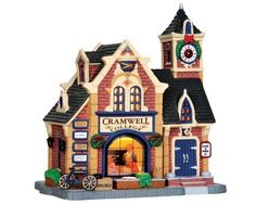 Lemax Village Collection Cramwell College # 35564