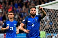 #EURO2016 :France 5 - 2 Iceland - All goals