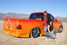 ford lightning | Modified Ford F-150 Lightning 2001 Picture » ModifiedCars.com