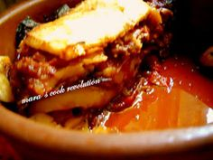 mara's cook revolution: Μοσχάρι με μελιτζάνες στο πήλινο