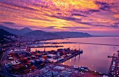 Ancient City of Salerno Italy at sunrise 8 by Michael Earley on 500px