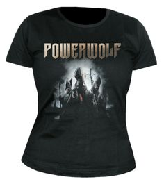 POWERWOLF - Blood of the saints GIRLIE