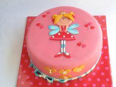 In plaats van de Hema ; Cupcakes, Cupcake Cakes, Girly Cakes, Biscuits, Different Cakes, Birthday Cake Girls, Holiday Cakes, Creative Cakes, Cake Creations