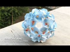 Origami And Kirigami, Origami Paper, Paper Christmas Ornaments, New Model, Paper Size, Videos, Projects To Try, Decorative Boxes, Dads