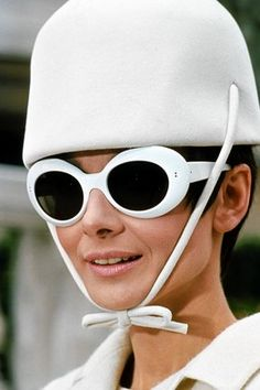 Audrey Hepburn, How to Steal a Million, via Photofest + WSJ