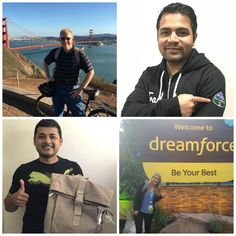 Recent Talent Hub winners of Salesforce Swag and trips to Dreamforce. Visit our website to find out how you can win of one of our Salesforce competitions