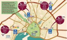 """Palma City Council presented a brochure on Wednesday to promote the """"park and ride"""" in a program called"""