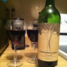 """Dave Matthews wine.... """"dreaming tree- crush"""""""