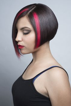 ISSE 2016 Sassoon Cut and Color Michelle Bogarin