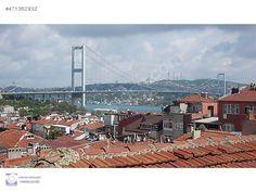 Ortaköy\'de teraslı manzaralı yenilenmiş çatı dubleks 3 1