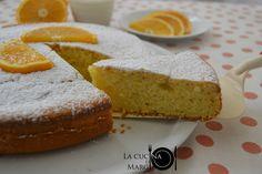 Torta all'arancia - Ricetta sarda