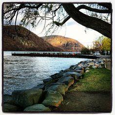 Hudson River at Cold Spring, NY