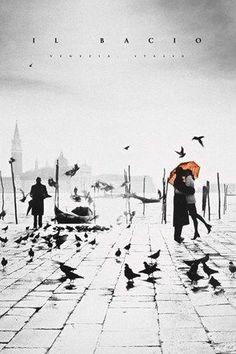 Il Bacio - Piazza San Marco - Venezia