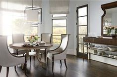 Stanley Furniture Villa Couture Dining Room Set