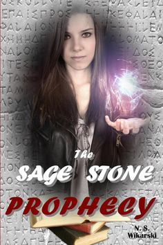 Read an excerpt of THE SAGE STONE PROPHECY by N.S. Wikarski | @goddessfish Presents #Adventure #Mystery + $10 GC #Giveaway