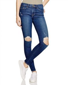 134.43$  Watch now - http://vibyy.justgood.pw/vig/item.php?t=9yuzwa43803 - FRAME Le Skinny Jeans in Bleecker - 100% Exclusive 134.43$