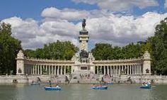 Image result for buen retiro park