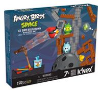 K'NEX Pin To Win Angry Birds Promotion