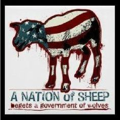 Please Don't Follow~Obama Is the WOLF!!!